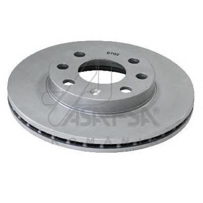 50037 Диск тормозной CHEVROLET LANOS/AVEO/SPARK/ASTRA F/CORSA B/VECTRA A передний вент