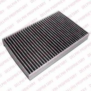 TSP0325333C Фильтр салона RENAULT FLUENCE/NISSAN JUKE угольный