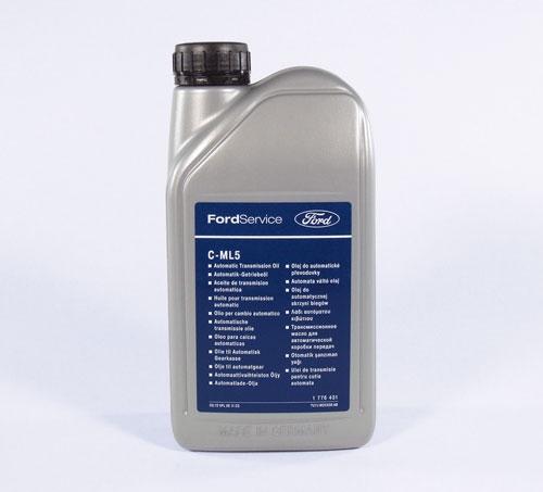 1776431 Жидкость ГУР красная/масло транс. 4F27E 1литр   (WSS-M2C919-E)