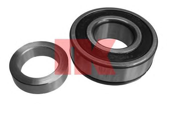 763625 Подшипник ступицы заднего колеса / OPEL Frontera-A 2.0/2.3D/2.4 92 - 98