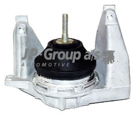 1117909580 Опора двигателя передняя правая / AUDI 100,A-6 2.6/2.8 90-97
