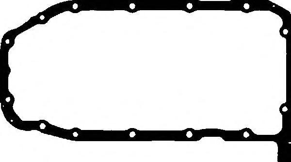 713197900 Прокладка Opel Vectra, Omega 1.8-2.2 16V 94