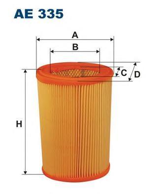 ae335 Воздушный фильтр