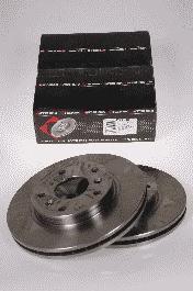 PRD2139 Диск тормозной FORD USA: PROBE I 88-93,  MAZDA: 626 II 83-87, 626 II Hatchback 83-87, 626 III 87-92, 626 III Hatchback 8