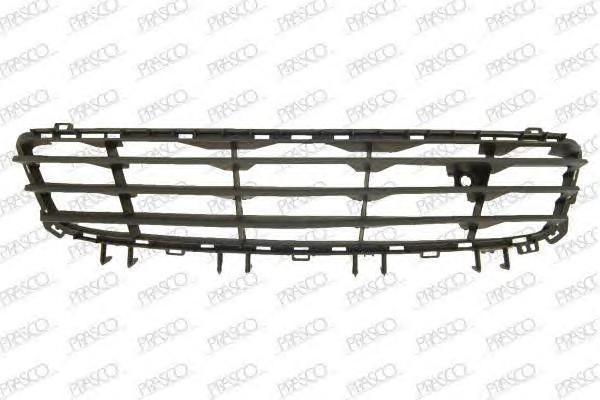 OP4102120 Решетка переднего бампера, центральная / OPEL Astra-H 04/04~