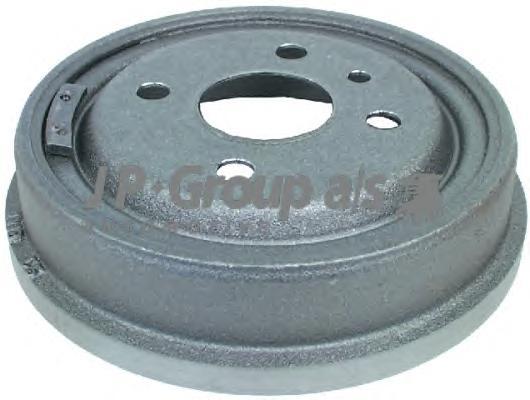 1263500600 Барабан тормозной / OPEL Astra F, Kadett 1.0-1.6 (200X38.0)  79~98