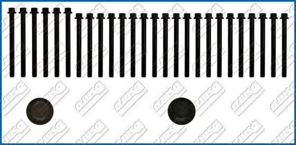 81021900 Болты ГБЦ TOYOTA LAND CRUISER 80/100 4.2TD 1HD-FTE