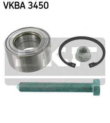 VKBA3450 Подшипник ступичный задн FORD: GALAXY 95-,  SEAT: ALHAMBRA 96-,  VW: SHARAN 95-