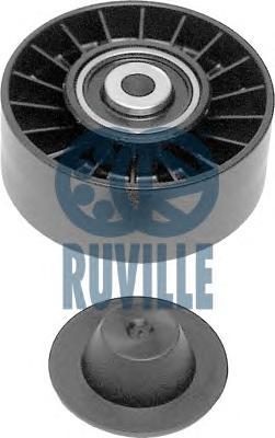 55434 Ролик промежуточный поликлинового ремня кондиционера AUDI: A3 1.9 TDI 96-03  SEAT: CORDOBA Vario 1.9 SDI/1.9 TDI 99-, CORD