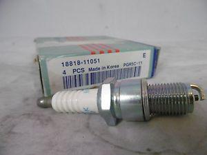 1881811051 Свеча зажигания САНТА-ФЕ2.4 (18825-11101)