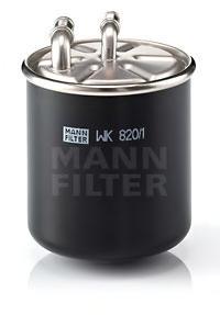 WK8201 Фильтр топливный MB W211/203/639 CDI