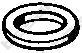 256249 Кольцо уплотнительное TOYOTA COROLLA 2.0D 92-97