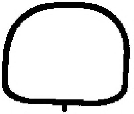 13191700 Прокладка впуск.коллектора FORD/MAZDA/VOLVO 1.8/2.0 00-