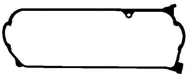 270471 Прокладка клапанной крышки HONDA CIVIC 1.4-1.7 01-05