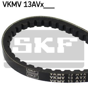 VKMV13AVX841 Клиновой ремень ZAZ LANOS 1.4/ 1.5/ 1.6 97-