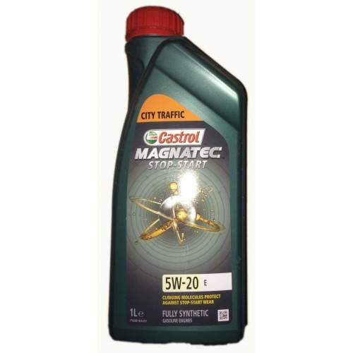 156DCF Масло моторное 5W20 CASTROL 1л Magnatec Stop-Star E