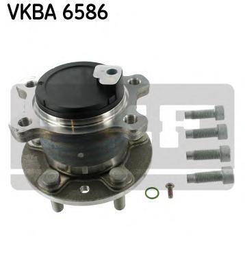 VKBA6586 Ступица с подшипником FORD MONDEO IV 07- зад.