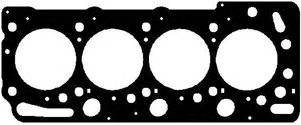 809710 Прокладка ГБЦ Opel Astra 1.7Di/DTi Y17DT  00