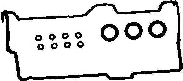 56011200 Комплект прокладок клапанной крышки LEXUS: ES 300 89-97  TOYOTA: 4 RUNNER 3.4 95-02, 4 RUNNER 3.4 i 87-96, CAMRY 3.0/3.