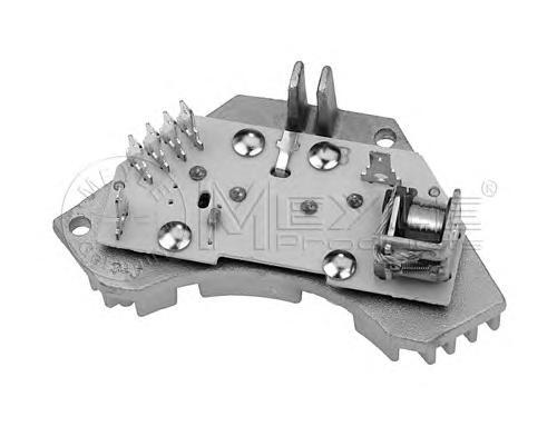 11148350000 Регулятор вентилятора отопителя PEUGEOT 406/CITROEN XSARA 96-04