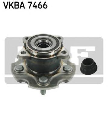 VKBA7466 Ступица с подшипником TOYOTA RAV4 III-IV/LEXUS NX200/300 05- зад. AWD