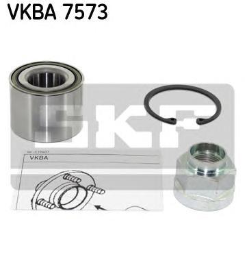 VKBA7573 Подшипник ступ.CHEVROLET AVEO II T250/255/SPARK III M300 05- зад.