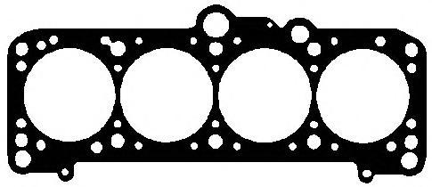 828807 Прокладка ГБЦ AUDI/VW 1.6-1.8 84-