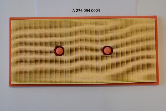 A2760940004 Фильтр воздушный MERCEDES: 300-350CGI (M276) 11-