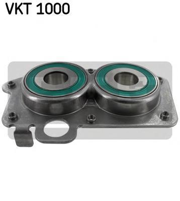 VKT1000 Подшипник КПП AUDI A3 II/SKODA/VW GOLF IV-VI/PASSAT VI 1.2-2.0 97-