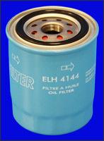 elh4144 Фильтр масляный   Nissan Sunny Primera 1 4-1 6 86  Almera 1 4