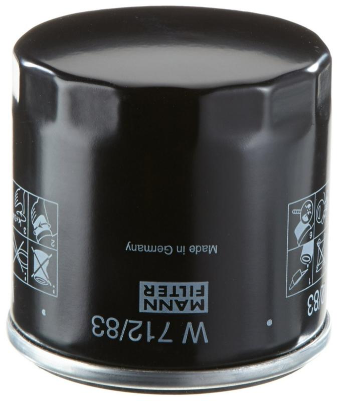 W71283 Фильтр масляный TOYOTA 1.4-3.4 82-