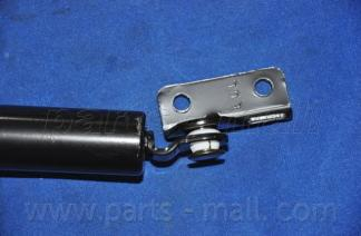 PQA244 Амортизатор задней двери HYUNDAI H-1/STAREX 01- лев.