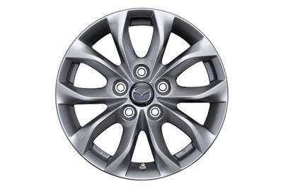 BJD9V3810 Диск колеса литой Mazda-3