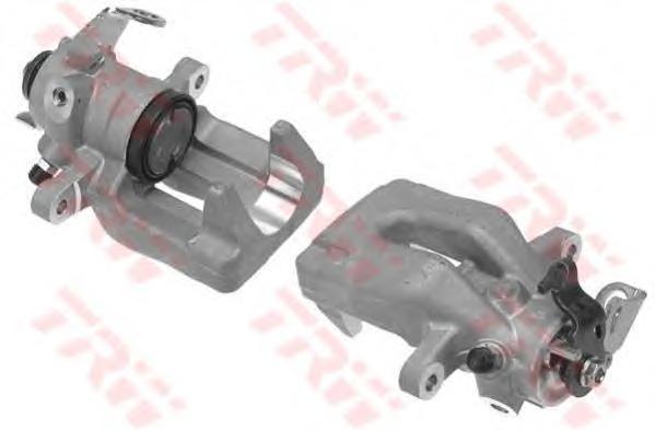 BHN352 Суппорт тормозной CITROEN C2/С3 02-/PEUGEOT 1007 1.6 05- зад.прав.
