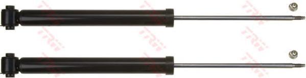 JGT269T Амортизатор CITROEN C4/PEUGEOT 307 04/01 - зад.газ.(к-т л/пр.цена за 1шт.)