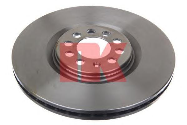 204774 Диск тормозной AUDI TT/SKODA OCTAVIA/VW BORA/GOLF IV/V передний вент.D=312мм.