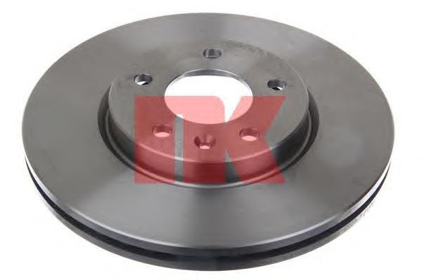 205015 Диск тормозной CHEVROLET CRUZE/OPEL ASTRA J R16 09- передний D=300мм.
