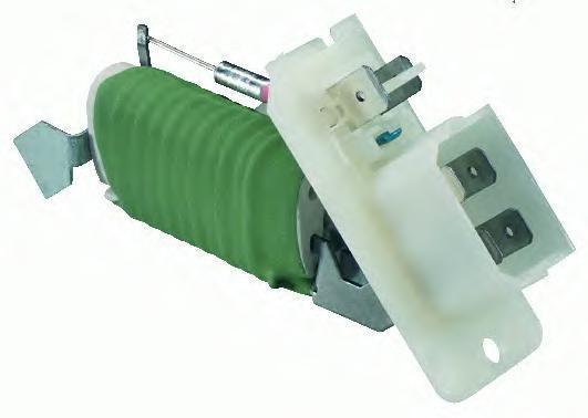 3732836001V Резистор мотора отопителя OPEL ASTRA F