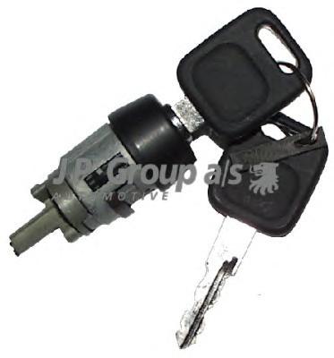 1190400700 Личинка замка зажигания Audi 100/Avant(9