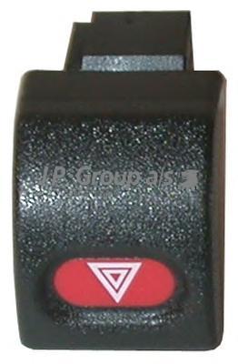 1296300500 Кнопка аварийной сигнализации / OPEL Astra-F