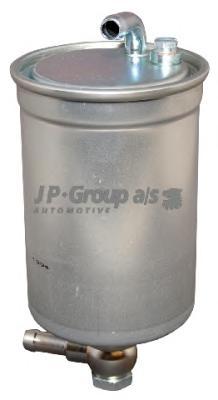 1118704000 Фильтр топливный, дизель / AUDI A-4 2,7-3,0 TDI 05~