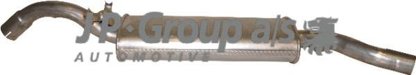 1120205500 Приемная труба / VW Transporter T-4 1,9 TD/2,0/2,4 D 90~96