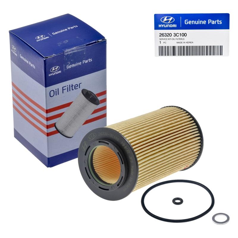 263203C100 Фильтр масляный NF/TG 3 3