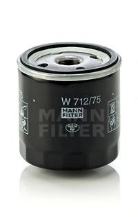 w71275 Фильтр масляный OPEL ASTRA G/H/VECTRA C/ZAFIRA 1.4-2.0