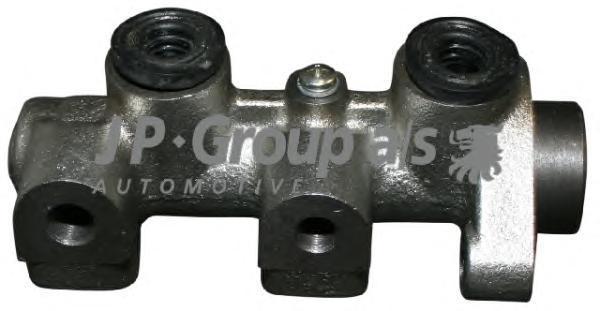 1261101600 Цилиндр тормозной главный / OPEL Astra-F, Corsa-B, Kadett-E, Vectra-A (Delco)