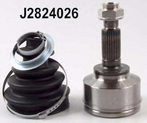 J2824026 ШРУС HONDA JAZZ II 1.2/1.4 нар.