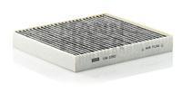 CUK2252 Фильтр салона NISSAN X-TRAIL T30/T31 угольный