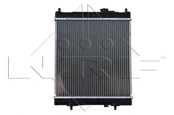 52060 Радиатор NI Micra (K11) МКПП 92-02