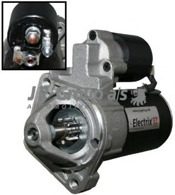 1590301000 Стартер / FORD Fiesta,Focus-I,Ka 1.3/1.6 Rocam