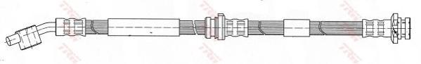 PHD324 Шланг тормозной передний